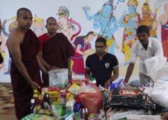 लुम्बिनीमा ९ विदेशी सहित २१ भिक्षु ३ महिने वर्षावासमा